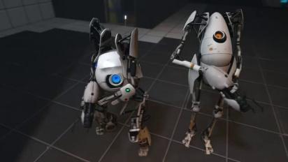 Portal 2 - Co-Op Trailer
