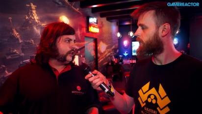Wargaming-intervju