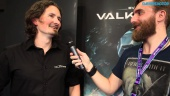 Eve: Valkyrie - Andrew Willans-intervju