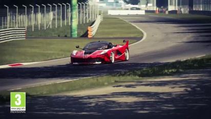 Assetto Corsa - Console & Ferrari FXX K Announcement