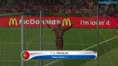 Fotball-EM 2016 - Portugal vs Island