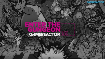 To timer med Enter the Gungeon