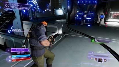 Agents of Mayhem - Babylon-gameplay
