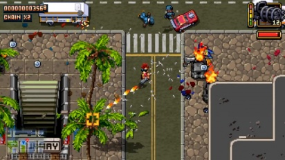 Shakedown: Hawaii - Game Overview Trailer