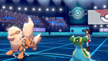 Pokémon Sword/Shield - Prepare for Battle Trailer