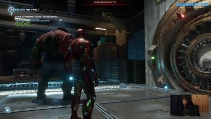 Marvel's Avengers - Endgame Livestream-reprise