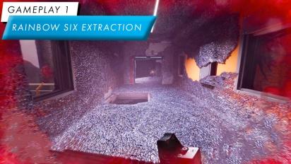 Rainbow Six: Extraction - Gameplay #1
