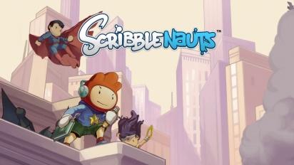 Scribblenauts Unmasked: A DC Comics Adventure - Announcement Trailer