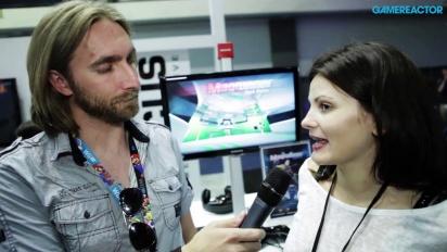 E3 13: Magrunner: Dark Pulse-intervju