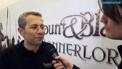 Mount & Blade II: Bannerlord - Armagan Yavus-intervju