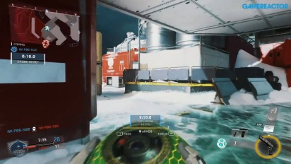 Call of Duty: Infinite Warfare - Defender on Frost