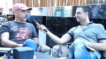 Raiders of the Broken Planet - Enric Álvarez-intervju