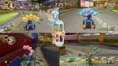 Mario Kart 8 Deluxe - Battle Mode Nintendo Treehouse Multiplayer Gameplay