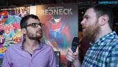 Vi snakker Immortal Redneck med CremaGames