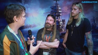 World of Tanks - Sabaton Interview