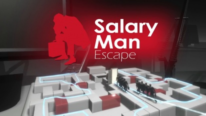 Salary Man Escape - Announcement Trailer