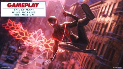 Spider-Man: Miles Morales - Gjennomspilling av første oppdrag - med ray-tracing