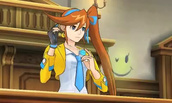 Phoenix Wright: Ace Attorney - Dual Destinies - Japanese Trailer 2