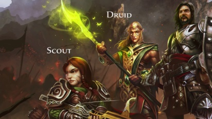 Might & Magic X: Legacy - 4 New Classes Speed Painting Trailer