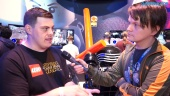 Lego Star Wars: The Force Awakens - Jamie Eden-interjvu
