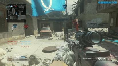 Call of Duty: Modern Warfare Remastered - Domination på Crash