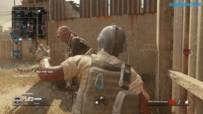 Call of Duty: Modern Warfare Remastered - Domination på Backlot