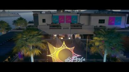 Rainbow Six: Siege - Operation Velvet Coastline Map Preview