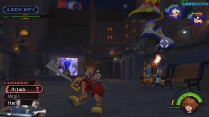 Kingdom Hearts HD 1.5 + 2.5 Remix - Gameplay-introduksjon (del 1)