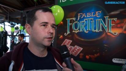 Vi snakker med Fable Fortune-utvikleren