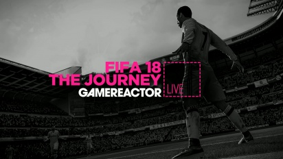 Livestream Replay - FIFA 18's The Journey
