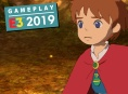 Ni no Kuni: Wrath of the White Witch Remastered - E3-Gameplay
