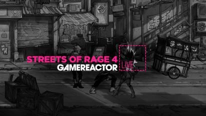 Streets of Rage 4 - Livestream Replay