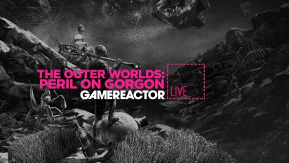 The Outer Worlds: Peril on Gorgon - Livestream Replay