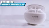 Huawei FreeBuds 4i - Quick Look
