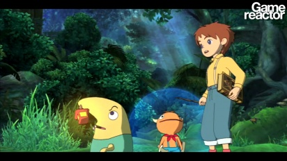 Videoanmeldelse: Ni no Kuni: Wrath of the White Witch