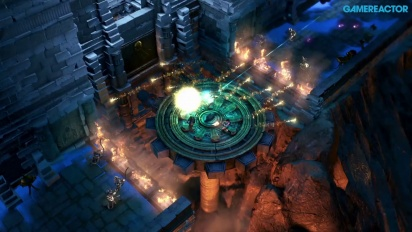 Lara Croft and the Temple of Osiris-intervju