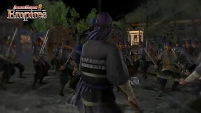 Dynasty Warriors 8: Empires - Trailer
