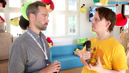 Angry Bird 2 - Oskar Burman-intervju