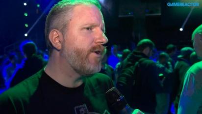 Gears of War 4 - Rod Fergusson-intervju