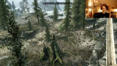 To timer med The Elder Scrolls V: Skyrim