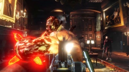 Killing Floor 2 - Playstation 4 Pro Trailer