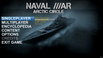 Naval War: Arctic Circle - Video Developer Diary: Weather & Radar