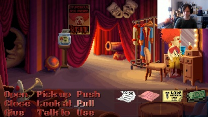 To timer med Thimbleweed Park
