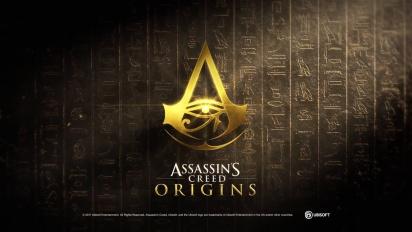 Assassin's Creed Origins - Reveal Trailer