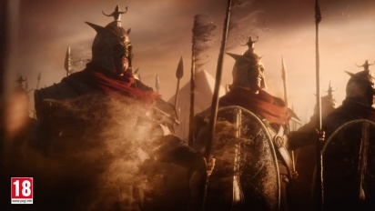 Assassin's Creed Origins 'From Sand' - Cinematic Trailer