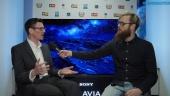 Sony XF90 & AF8 - intervju med Gavin McCarron