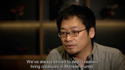 Monster Hunter: World - Making Of Part Three: Craft