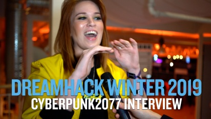 Dreamhack 19 - Cyberpunk 2077 Interview