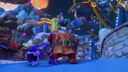 Plants vs. Zombies: Battle for Neighborville - Feastivus Holiday Trailer ft. Sir Patrick Stewart