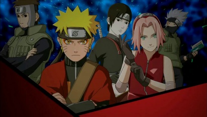 Naruto Shippuden: Ultimate Ninja Storm 2 - Launch Trailer